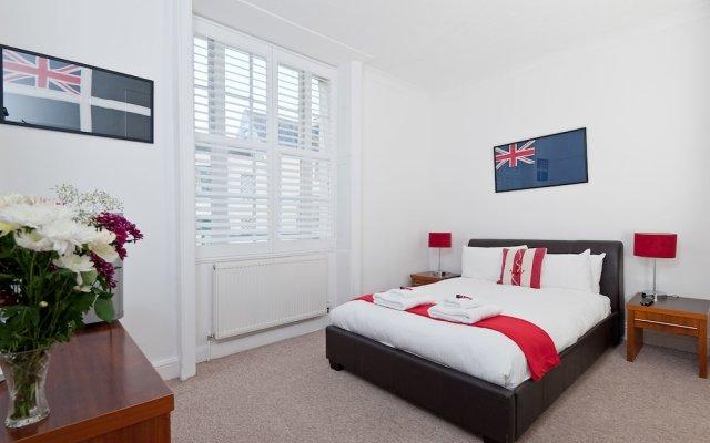 Отель Hamptons Brighton Великобритания, Кемптаун - отзывы, цены и фото номеров - забронировать отель Hamptons Brighton онлайн вид на фасад