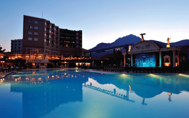 Отель Armas Kaplan Paradise - All Inclusive вид на фасад