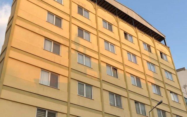 Отель Aykut Palace Otel вид на фасад