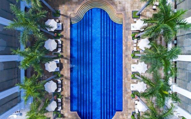 Отель Indochine Palace Вьетнам, Хюэ - отзывы, цены и фото номеров - забронировать отель Indochine Palace онлайн вид на фасад