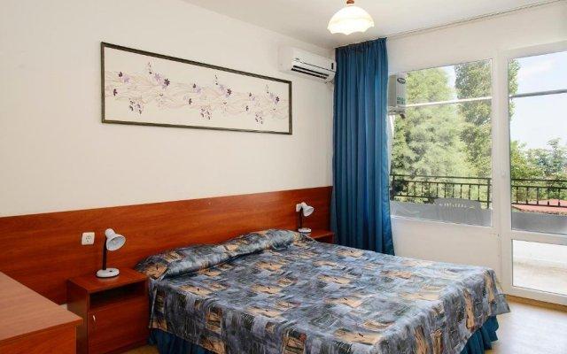 Park Hotel Zdravets комната для гостей