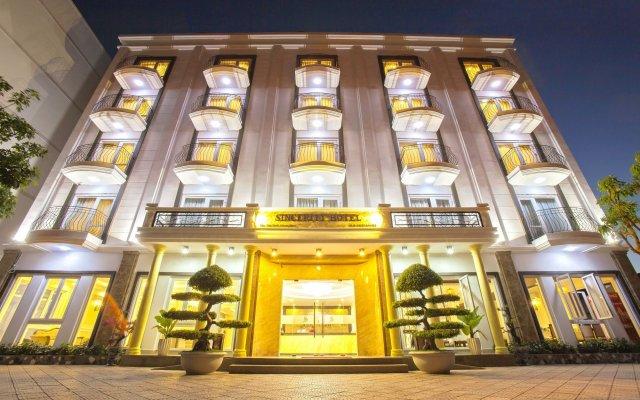 Отель Hoian Sincerity Hotel & Spa Вьетнам, Хойан - отзывы, цены и фото номеров - забронировать отель Hoian Sincerity Hotel & Spa онлайн вид на фасад