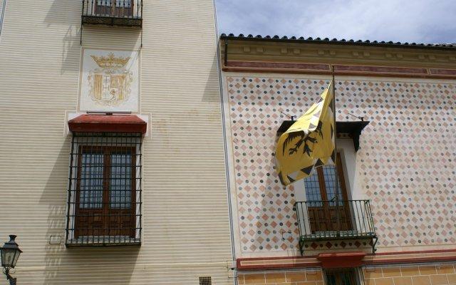 Отель Las Casas de la Juderia Sevilla Испания, Севилья - отзывы, цены и фото номеров - забронировать отель Las Casas de la Juderia Sevilla онлайн вид на фасад