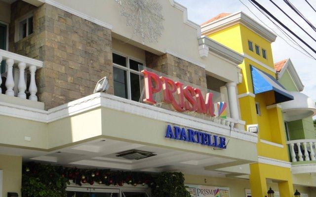 Отель Prism Hotel Филиппины, Пампанга - отзывы, цены и фото номеров - забронировать отель Prism Hotel онлайн вид на фасад