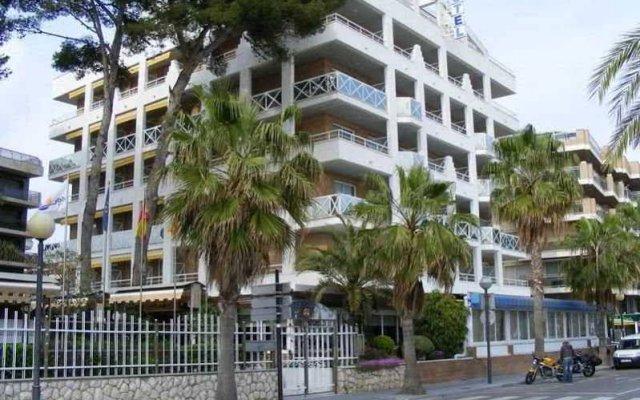 Отель Casablanca Playa Испания, Салоу - 1 отзыв об отеле, цены и фото номеров - забронировать отель Casablanca Playa онлайн вид на фасад