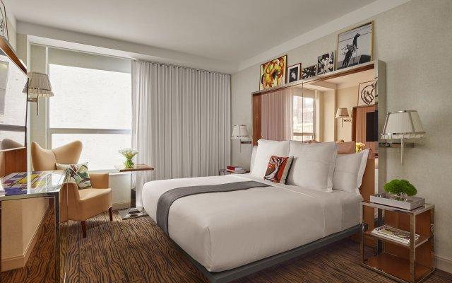 Отель Mondrian Park Avenue США, Нью-Йорк - отзывы, цены и фото номеров - забронировать отель Mondrian Park Avenue онлайн комната для гостей