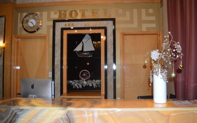 Гостиница Арк Палас Отель Украина, Одесса - 5 отзывов об отеле, цены и фото номеров - забронировать гостиницу Арк Палас Отель онлайн вид на фасад