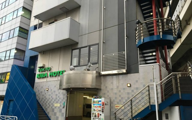 Tokyo Kiba Hotel вид на фасад
