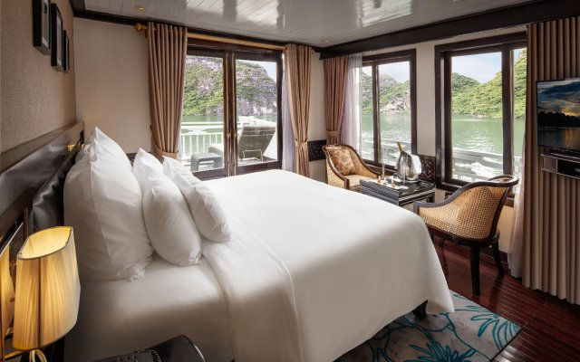 Отель Paradise Luxury Sails Cruise комната для гостей