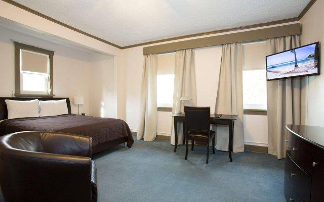 Отель The Buchan Hotel Канада, Ванкувер - отзывы, цены и фото номеров - забронировать отель The Buchan Hotel онлайн комната для гостей