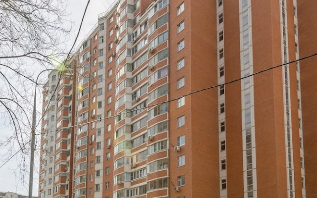 Апартаменты AG Novorogozhskaya 6 вид на фасад