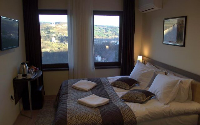 Отель Guest Rooms Tsarevets Велико Тырново комната для гостей