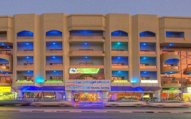 Fortune Pearl Hotel вид на фасад