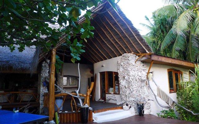 Отель Ninamu Resort - All Inclusive Французская Полинезия, Тикехау - отзывы, цены и фото номеров - забронировать отель Ninamu Resort - All Inclusive онлайн вид на фасад