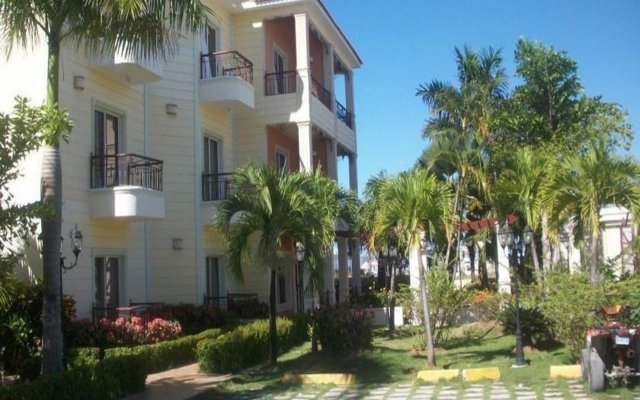 Hotel Dominicana Plus Bavaro вид на фасад