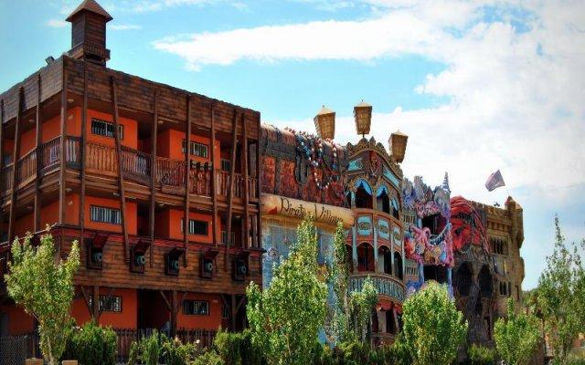 Отель Gran Santa Ponsa вид на фасад