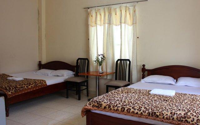 Отель Thien Hoang Guest House Вьетнам, Далат - отзывы, цены и фото номеров - забронировать отель Thien Hoang Guest House онлайн комната для гостей