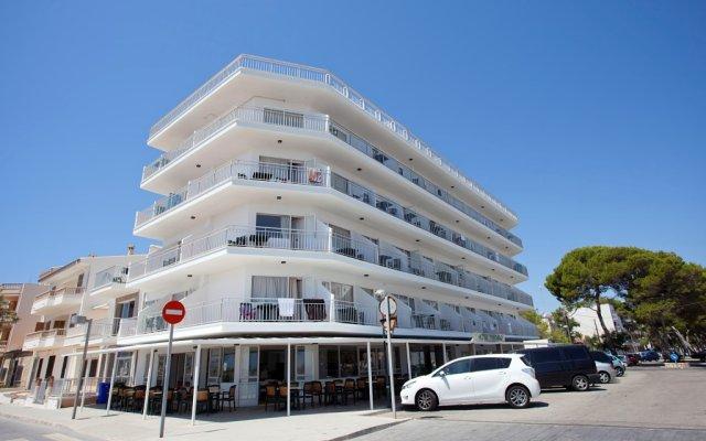 Hotel Pinomar вид на фасад