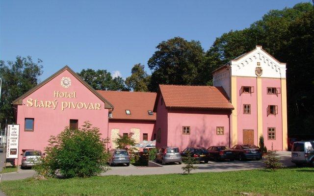 Отель Stary Pivovar Чехия, Прага - 11 отзывов об отеле, цены и фото номеров - забронировать отель Stary Pivovar онлайн вид на фасад