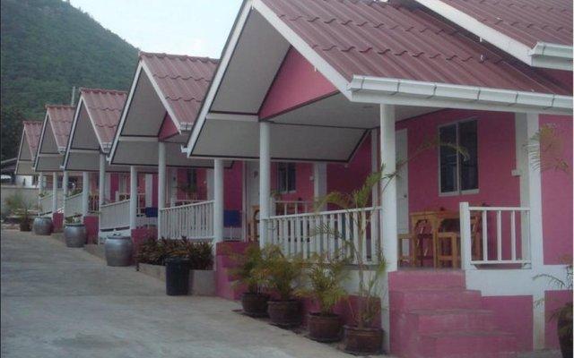 Отель Baan Rae Koh Larn Таиланд, Ко-Лан - отзывы, цены и фото номеров - забронировать отель Baan Rae Koh Larn онлайн вид на фасад