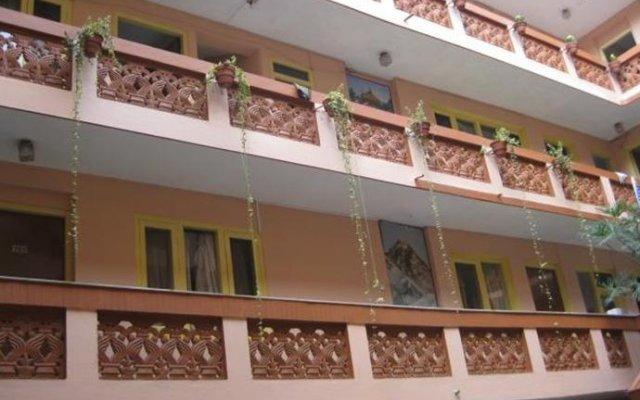 Отель New Sahara Непал, Катманду - отзывы, цены и фото номеров - забронировать отель New Sahara онлайн вид на фасад