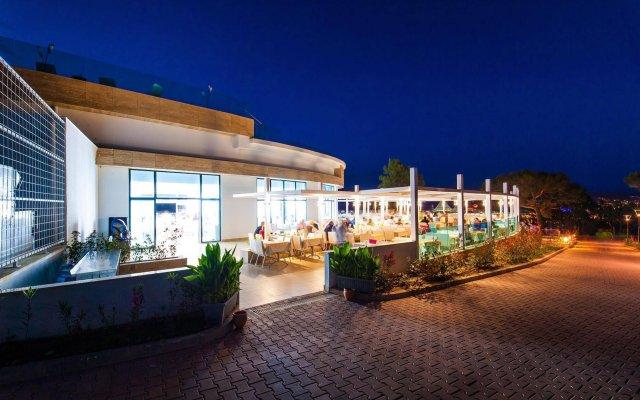 Waterplanet Hotel & Aquapark Окурджалар вид на фасад