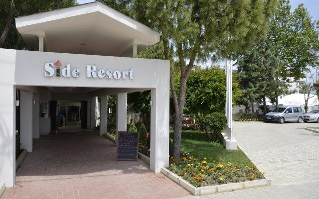 Side Resort Hotel вид на фасад