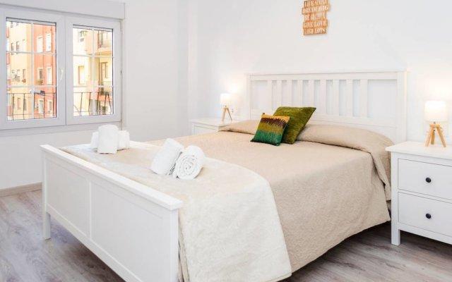 Отель ApartUP Viveros Pets Испания, Валенсия - отзывы, цены и фото номеров - забронировать отель ApartUP Viveros Pets онлайн комната для гостей