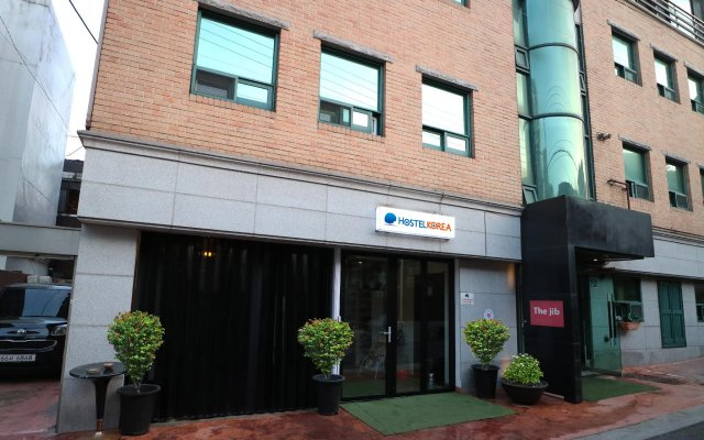 Hostel Korea Original вид на фасад