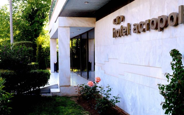 Отель Acropol Hotel Греция, Халандри - отзывы, цены и фото номеров - забронировать отель Acropol Hotel онлайн вид на фасад