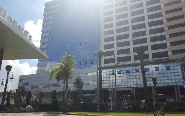 Отель Newcenter Suites Марокко, Танжер - отзывы, цены и фото номеров - забронировать отель Newcenter Suites онлайн вид на фасад