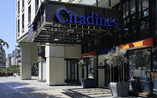 Отель Citadines Les Halles Paris Франция, Париж - 3 отзыва об отеле, цены и фото номеров - забронировать отель Citadines Les Halles Paris онлайн парковка
