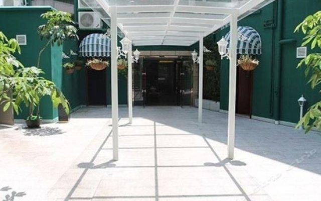 Wangye Hotel вид на фасад