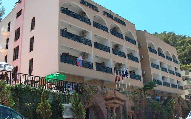 Pirlanta Hotel Турция, Фетхие - отзывы, цены и фото номеров - забронировать отель Pirlanta Hotel онлайн вид на фасад