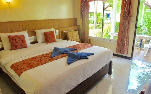 Отель Blue Andaman Lanta Resort Ланта вид на фасад