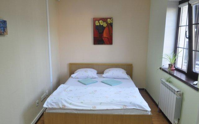 Haberberg Hostel Калининград комната для гостей
