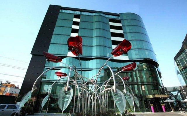 Отель Florimont Emirates Apart Hotel Болгария, София - отзывы, цены и фото номеров - забронировать отель Florimont Emirates Apart Hotel онлайн вид на фасад