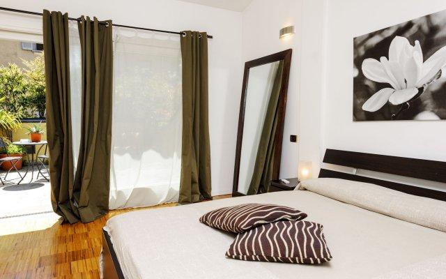 Отель Isola Apartments Milan Италия, Милан - отзывы, цены и фото номеров - забронировать отель Isola Apartments Milan онлайн комната для гостей
