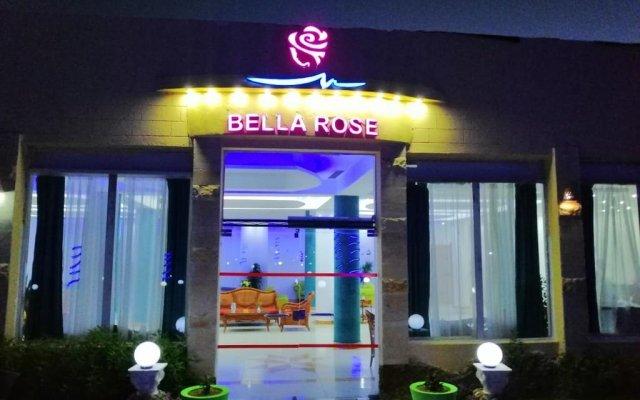 Отель Bella Rose Aqua Park Beach Resort вид на фасад