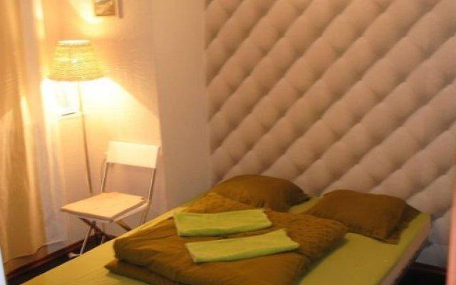 A La Russ Hotel Hostel комната для гостей