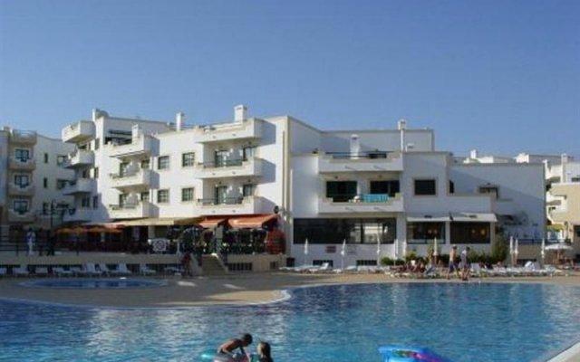 Отель Mar Alvor Португалия, Портимао - отзывы, цены и фото номеров - забронировать отель Mar Alvor онлайн вид на фасад