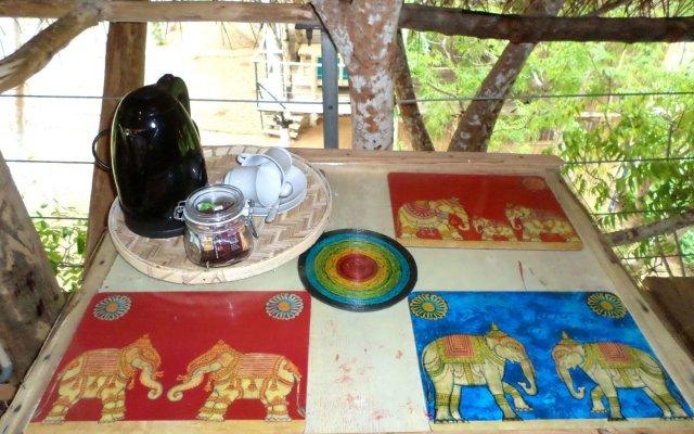 Отель Saraii Village Шри-Ланка, Тиссамахарама - отзывы, цены и фото номеров - забронировать отель Saraii Village онлайн вид на фасад