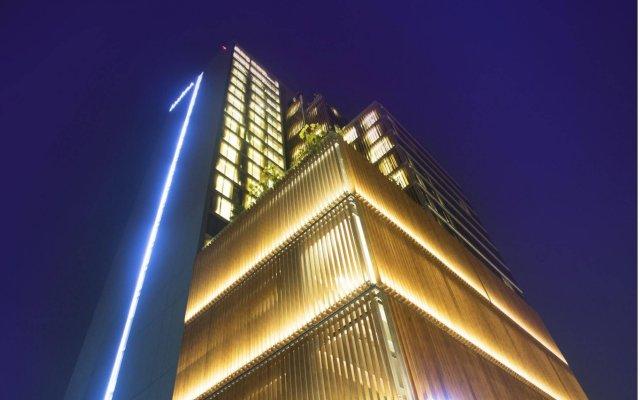 Amara Bangkok Hotel вид на фасад