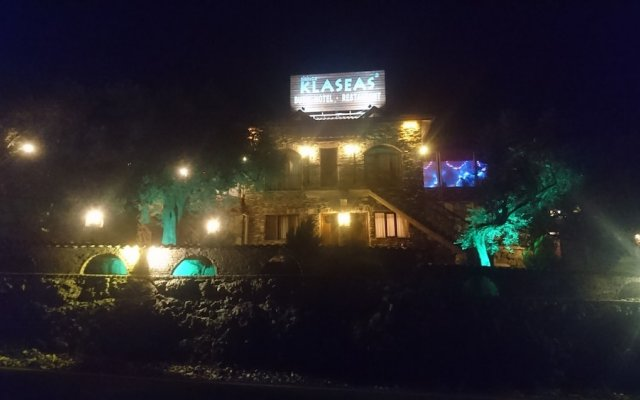 Sirince Klaseas Hotel & Restaurant Торбали вид на фасад
