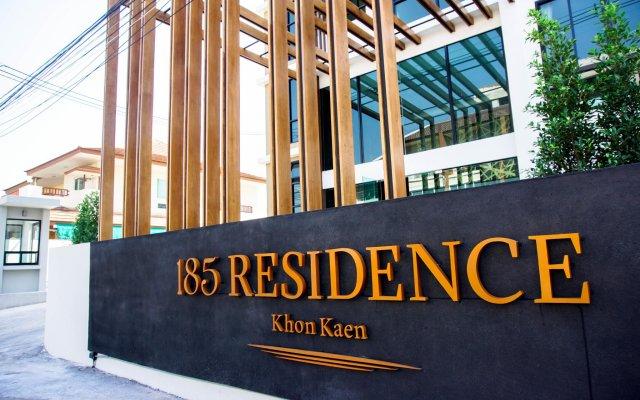 Отель 185 Residence вид на фасад