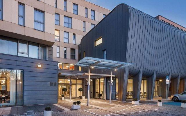 Отель BEST WESTERN PLUS Arkon Park Hotel Польша, Гданьск - 2 отзыва об отеле, цены и фото номеров - забронировать отель BEST WESTERN PLUS Arkon Park Hotel онлайн вид на фасад