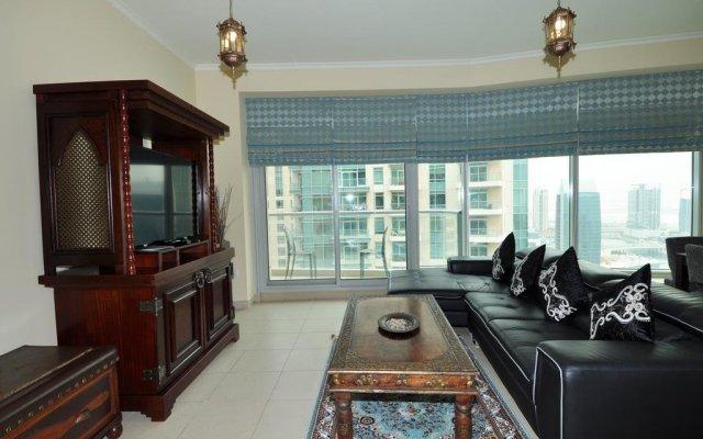 Отель Kennedy Towers - Burj Views Дубай комната для гостей