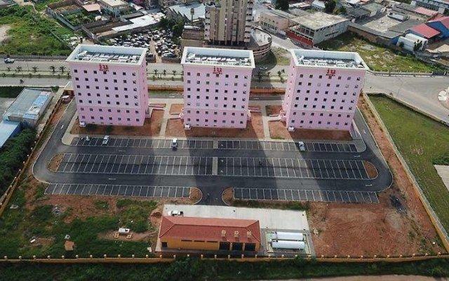 iu Hotel Huambo