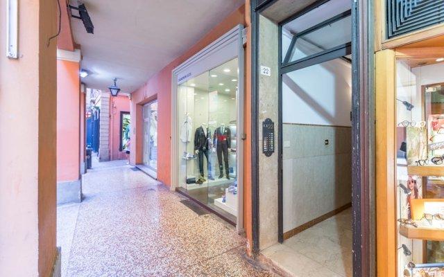 Отель Appartamento D'Azeglio Италия, Болонья - отзывы, цены и фото номеров - забронировать отель Appartamento D'Azeglio онлайн вид на фасад