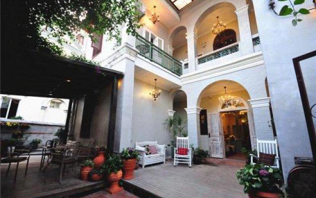 Отель Flower Yard Inn Xiamen Gulangyu Anhai Garden Branch Китай, Сямынь - отзывы, цены и фото номеров - забронировать отель Flower Yard Inn Xiamen Gulangyu Anhai Garden Branch онлайн вид на фасад